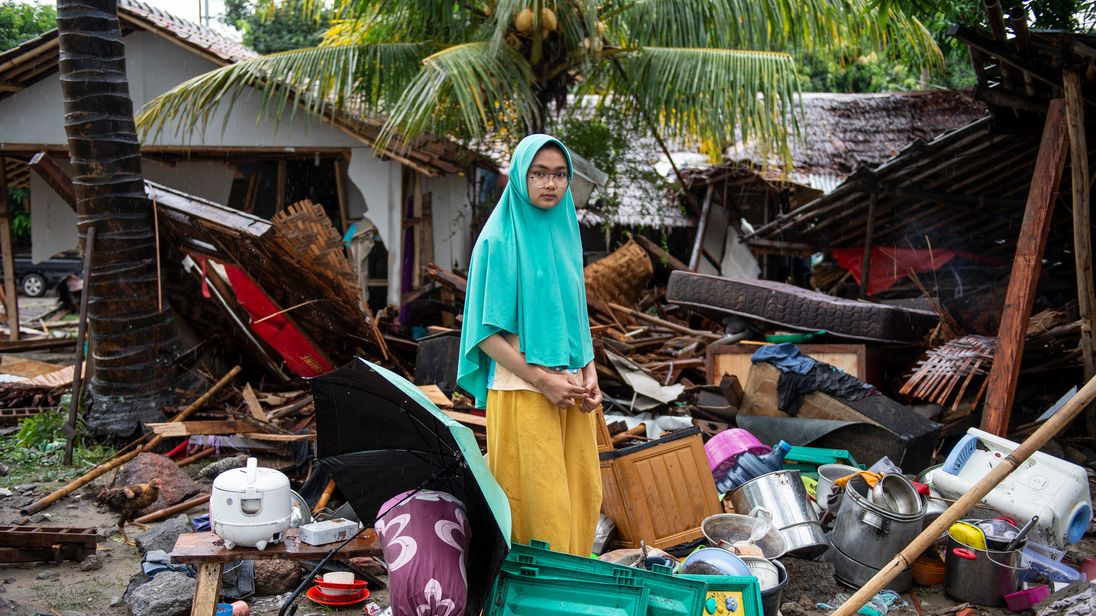 State Dept Has No Data on US Nationals Affected by Indonesian Tsunami