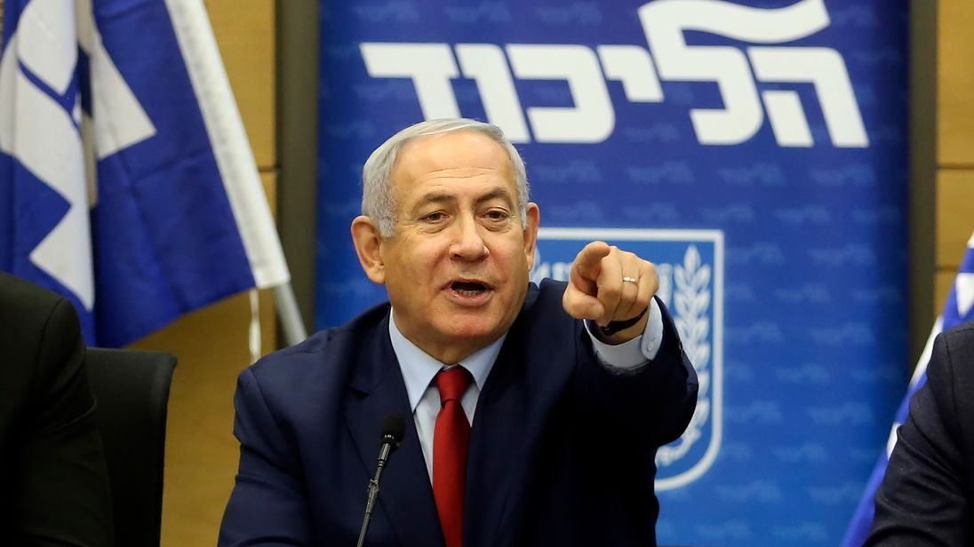Israeli government calls for elections in early April