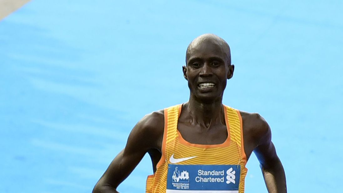 Kenya believe it? First 17 finishers in Singapore marathon all from same country