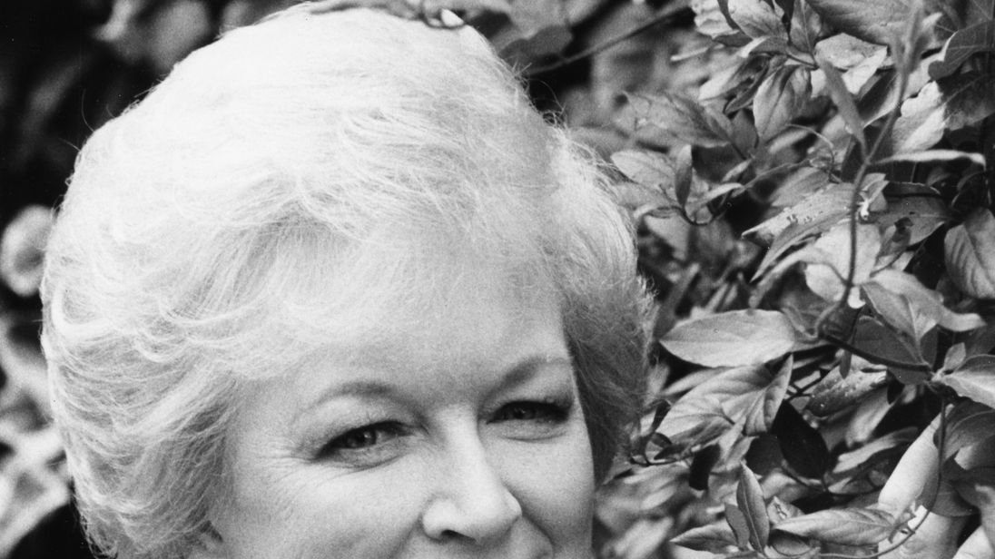 Comedy legend June Whitfield has died, aged 93