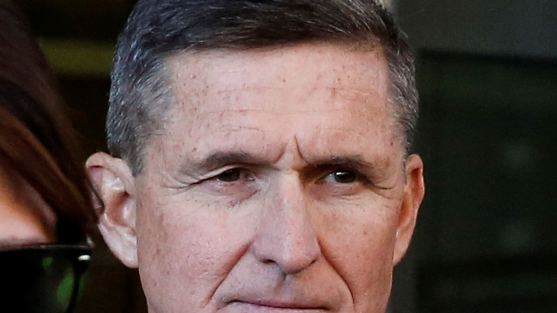 Michael Flynn has been co-operating with the Russia probe