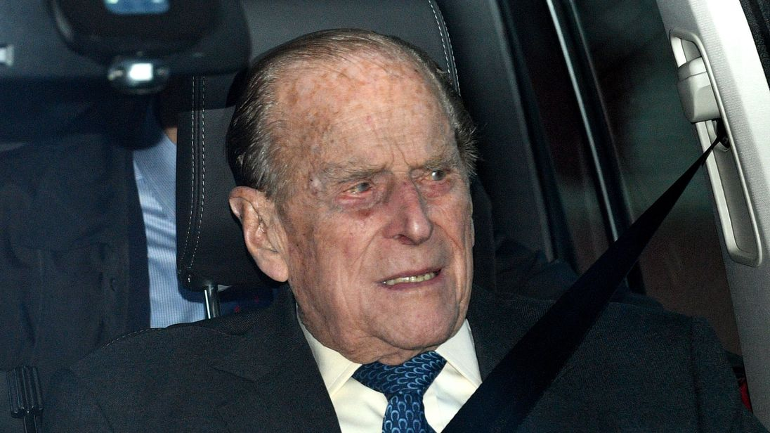 Duke Of Edinburgh Crash Who Would Be Able To Stop Prince Philip -7414