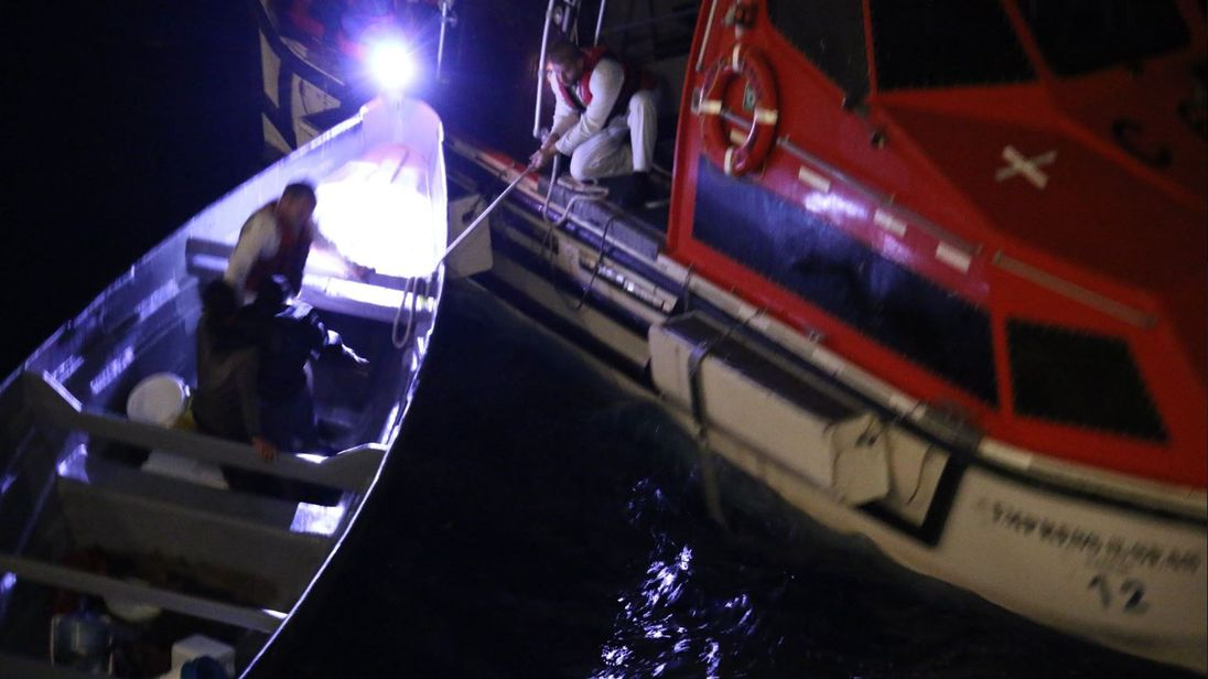 'Christmas miracle': Costa Rican fisherman rescued after 20 days at sea