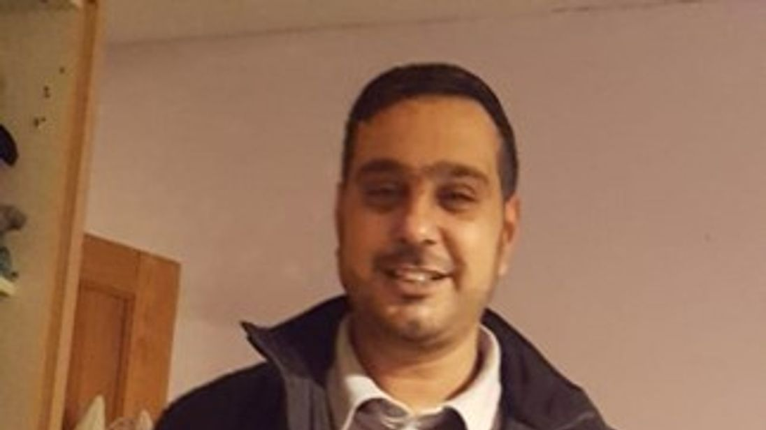 Sajed Choudry died from his injuries more than two weeks after the attack