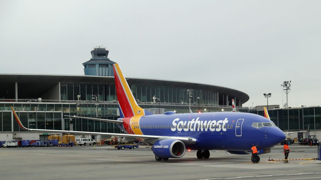 Southwest Airlines Flight Turns Around After Human Heart Left Onboard