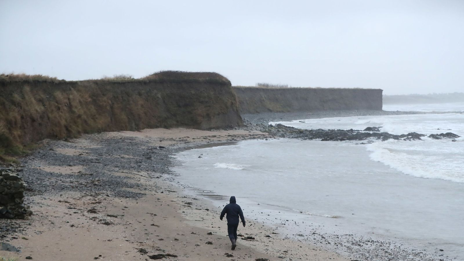 Body of newborn baby found on beach in Ireland