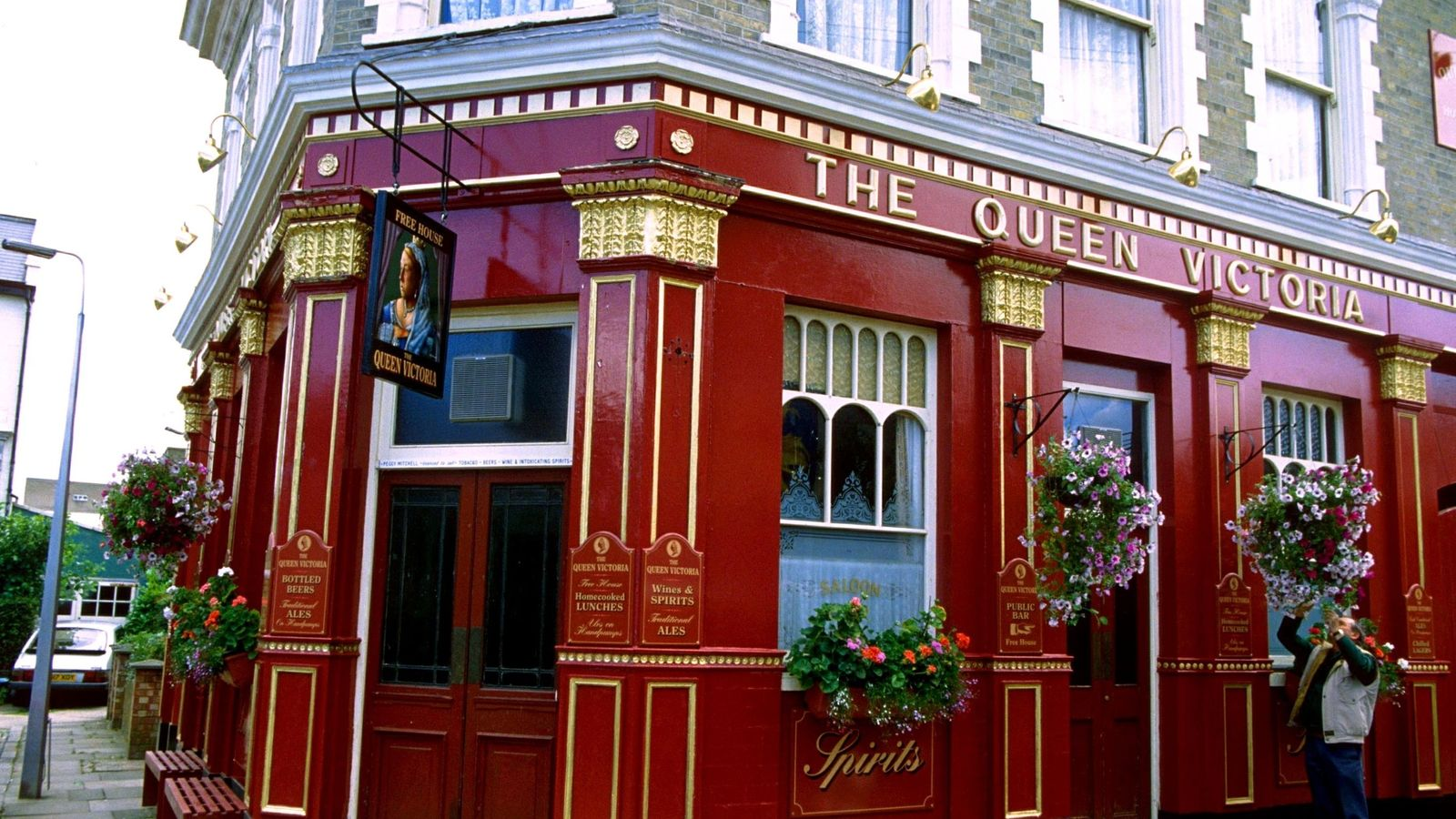 Get out of my (very pricey) pub! EastEnders set is £27m over budget