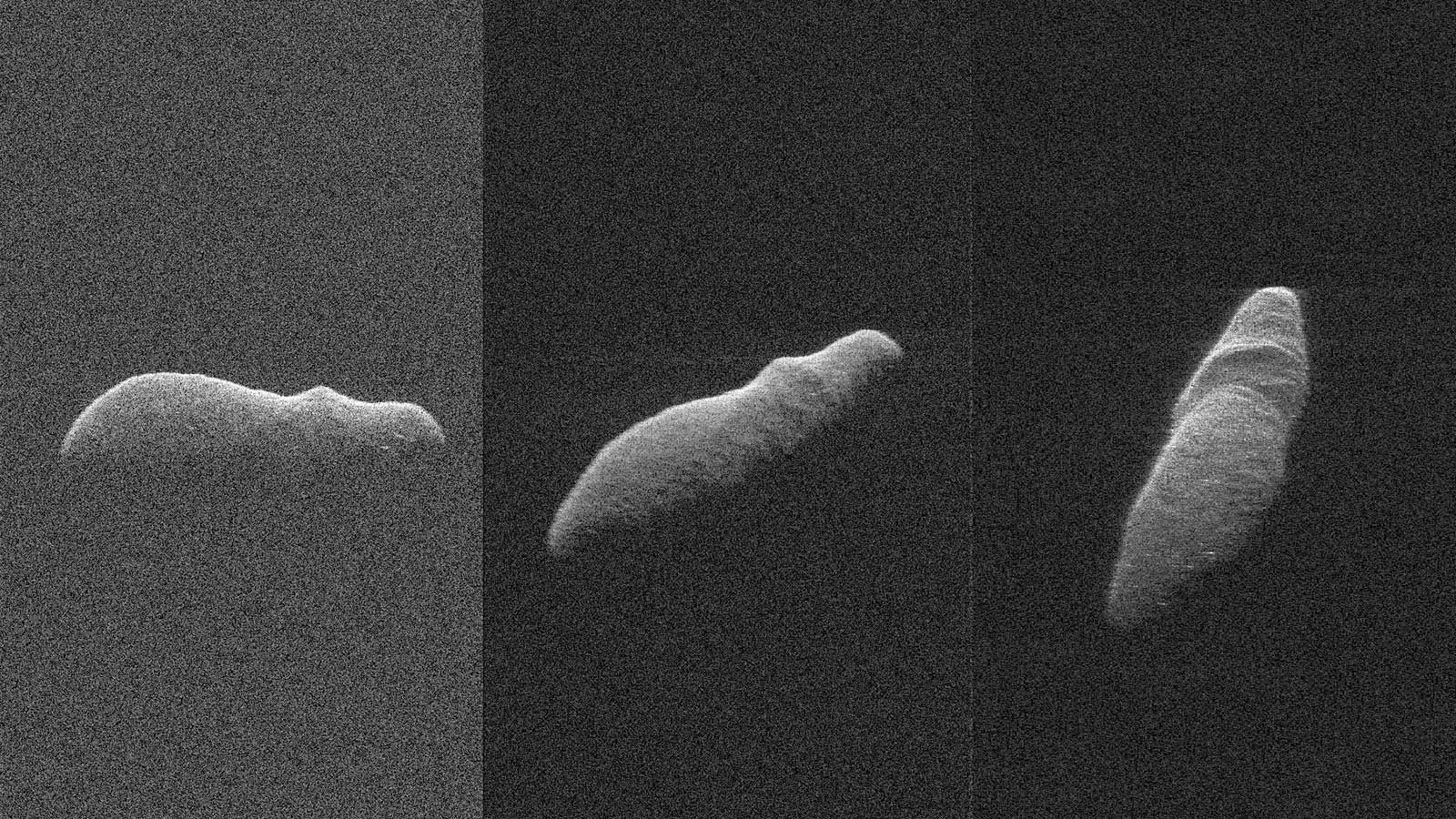 Earth not on collision course with 'hippo' asteroid, NASA ...