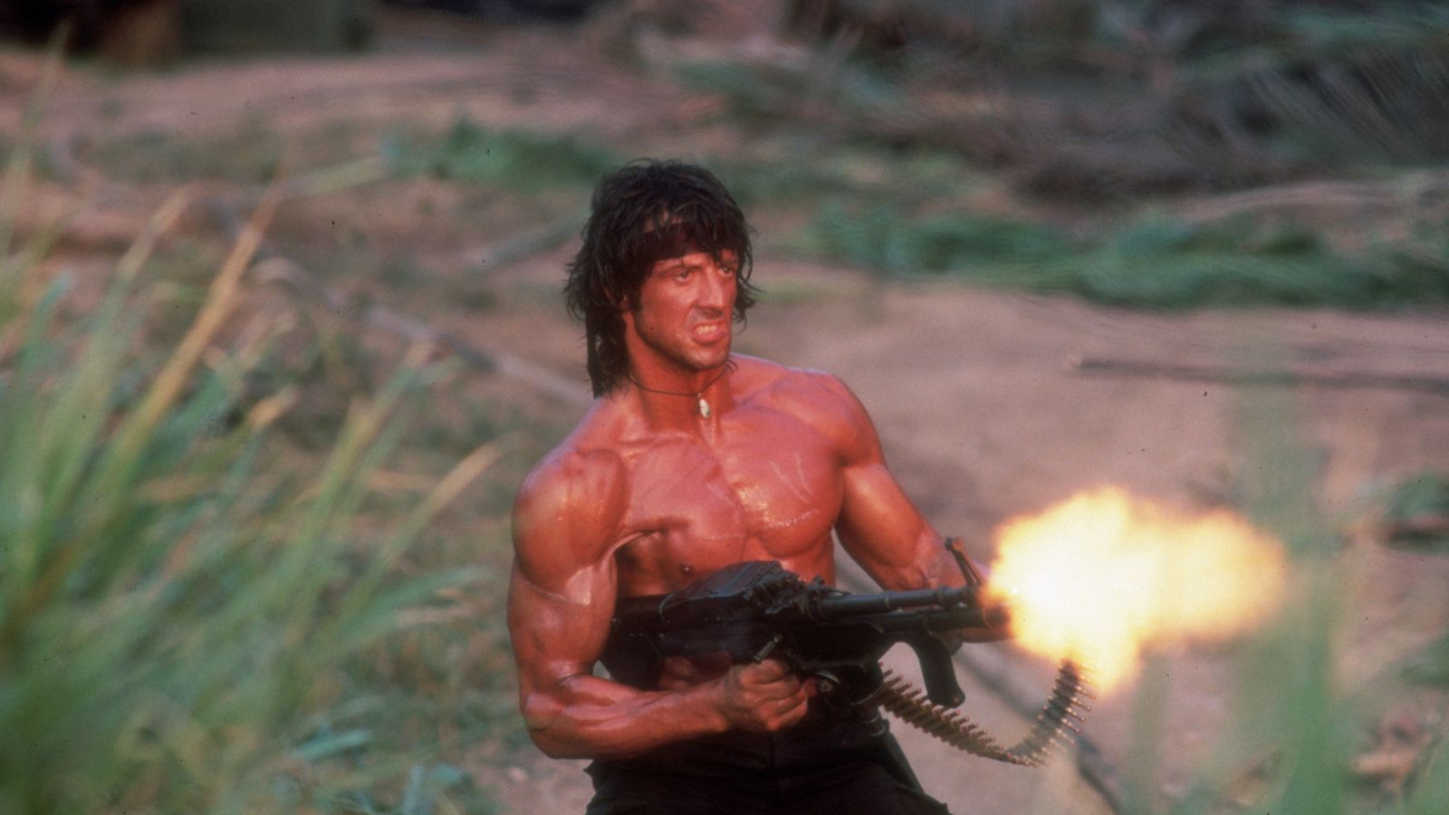 Stallone promises 'very intense' final Rambo