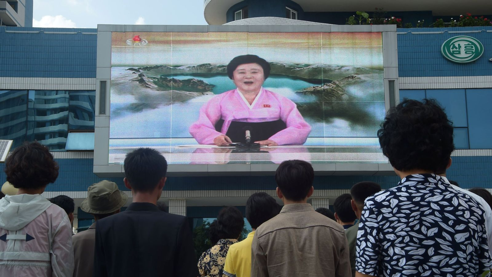 North Korea's 'pink lady' replaced by younger presenters