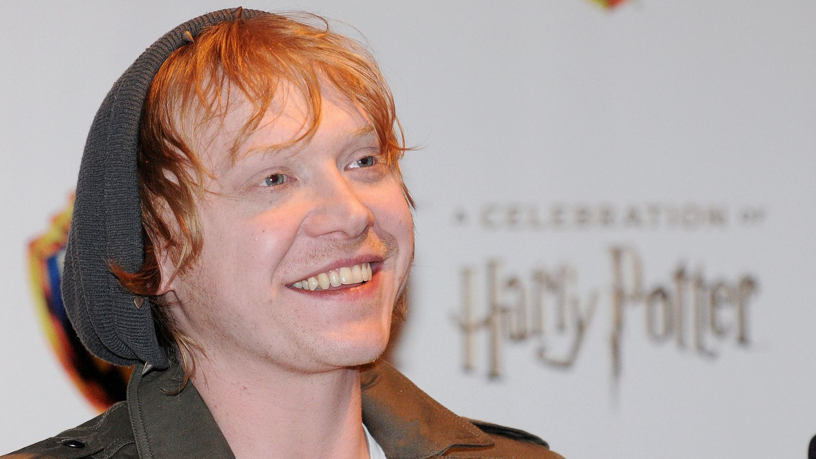 'Sometimes I just want to go to B&Q' says '£28m' Rupert Grint