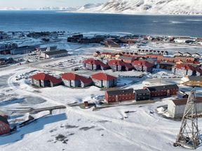 Longyearbyen has just 2,000 inhabitants