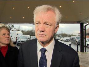 David Davis says Theresa May's deal won't pass