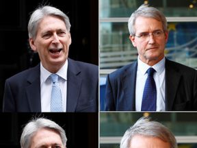 Philip Hammond and Owen Paterson