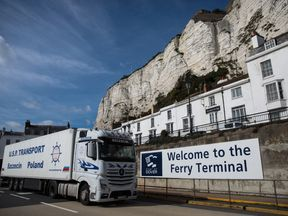 There are concerns about delays to deliveries if there is a no deal Brexit