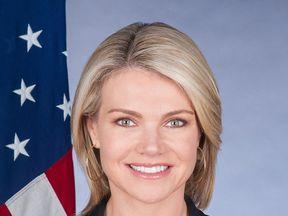 Donald Trump's pick to be US ambassador to the UN Heather Nauert