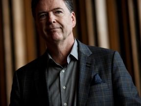 James Comey says he has agreed to 'sit in the dark'