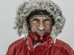 Louis Rudd. Pic: Shackleton / Rene Koster