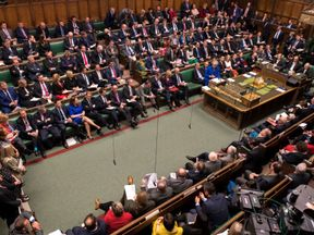 House of Commons. Pic: UK Parliament/Mark Duffy