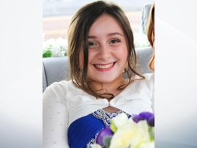 Nell Jones was killed in the Manchester Arena bombing last year
