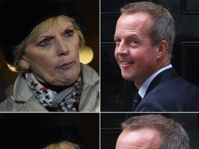 Tory MPs Anna Soubry and Nick Boles