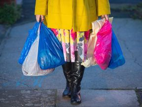 Shoppers will have to pay 10p for a carrier bag at all stores across England under plans