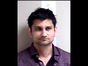 Prabhu Ramamoorthy,'s defence attorney is seeking a sentence of less than 10 years. Pic: Wayne County Sheriff's Office
