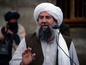 Leading Taliban commander Mullah Abdul Manan was killed in the air strike