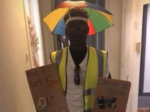 Dundee United defender Jamie Robson disciplined for blackface fancy dress