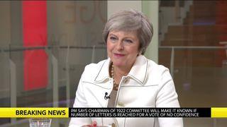 In full: PM on Sophy Ridge on Sunday