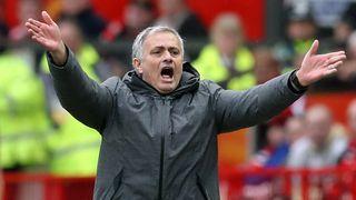 Mourinho was pretty happy with himself