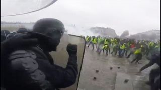 Paris riots