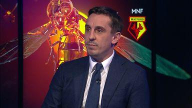 Neville on Sterling abuse