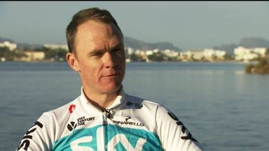 Froome grateful for Sky backing
