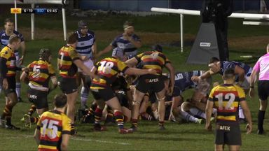 Richmond 11-27 Bedford
