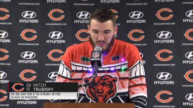 Trubisky: Still got a long way to go