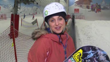 Fuller's snowboarding masterclass
