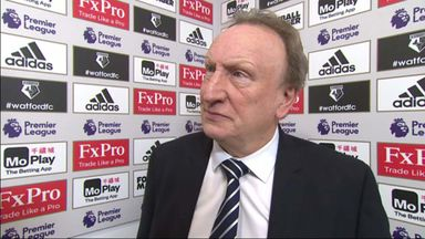 Warnock slams referee selection