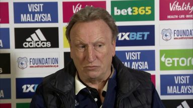 Warnock: West Ham's attack among PL best