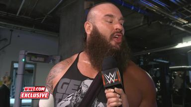 Strowman focussed on Lesnar at Rumble