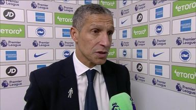 Hughton disappointed with loss