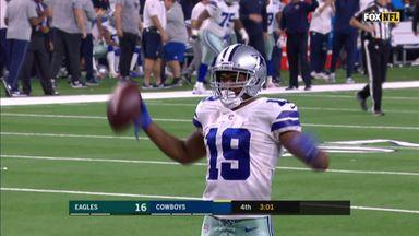 Cooper scores 75-yard TD