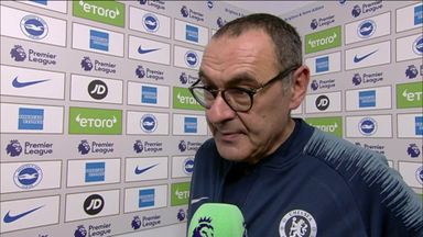 Sarri proud of Chelsea display