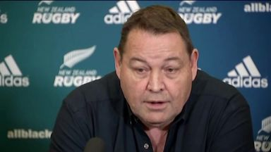 Hansen explains New Zealand departure