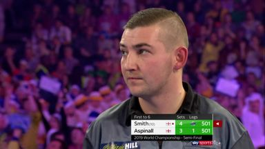 Smith's pivotal 130 checkout