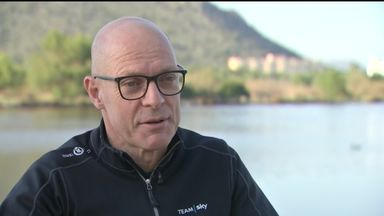 Brailsford: It's been an amazing run