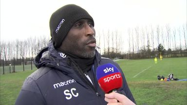 Campbell 'excited' ahead of Silkmen bow