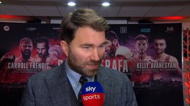 Hearn: It's now or never for Brook-Khan