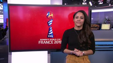 Scott on Women's World Cup draw