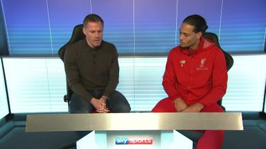 Van Dijk: Not scared of facing Utd